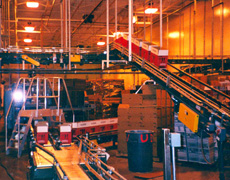 Maintenance Services for all types of production or manufacturing equipment.